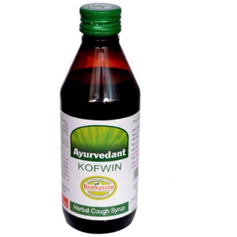 Baidyanath Ayurvedant Kofwin Syrup (200ml)