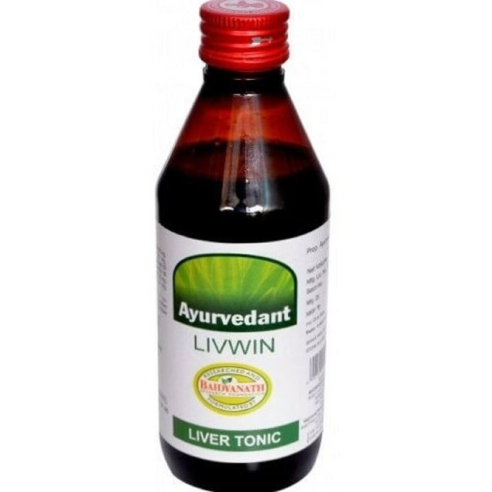 Baidyanath Ayurvedant Livwin Syrup (200ml)