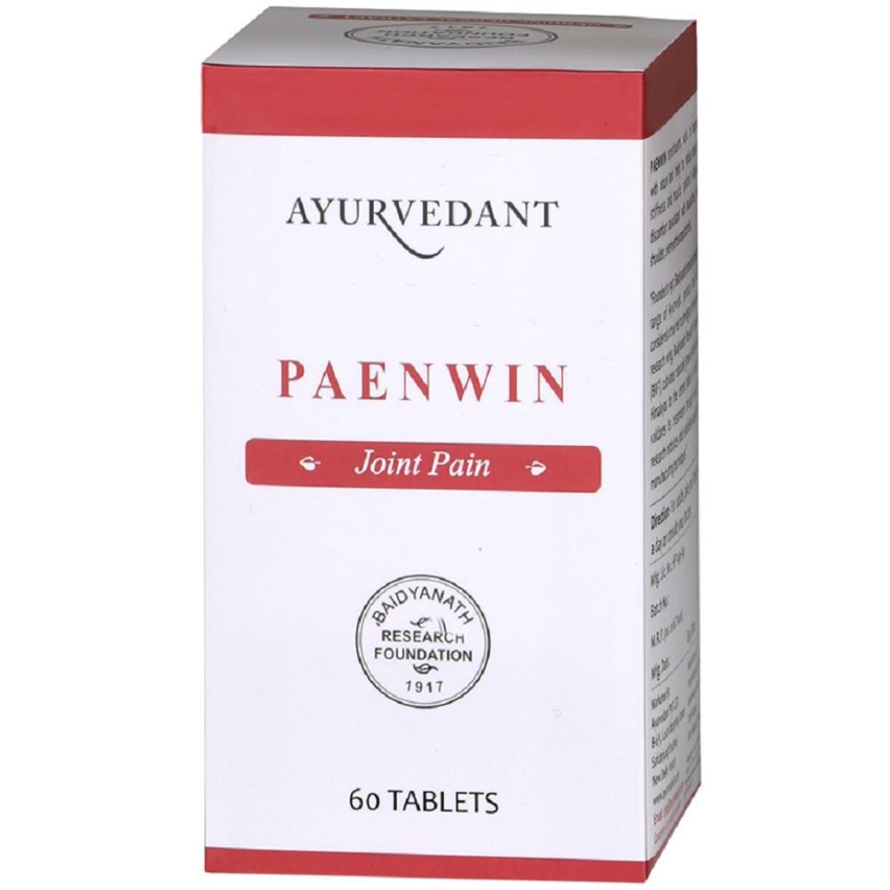Baidyanath Ayurvedant Paenwin Tablets (60tab)