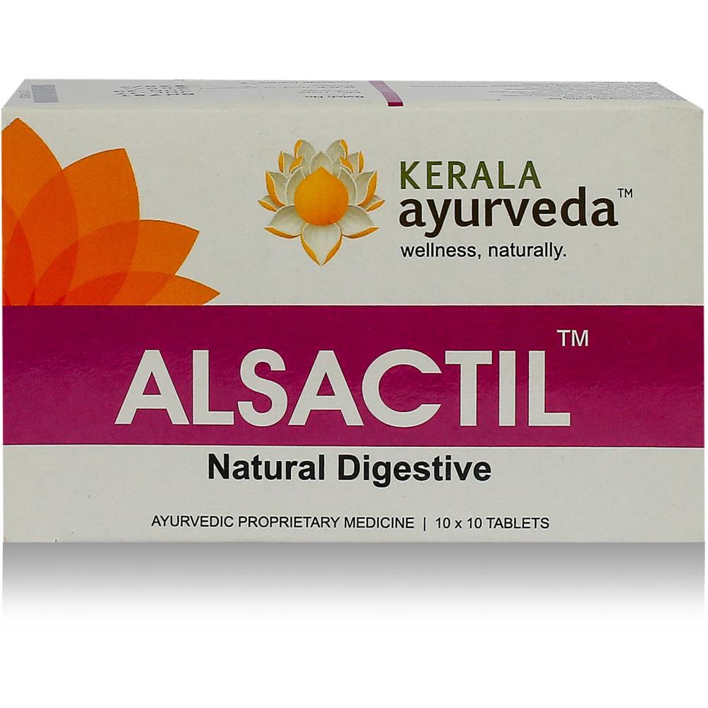 Kerala Ayurveda Alsactil Tablet (100tab)
