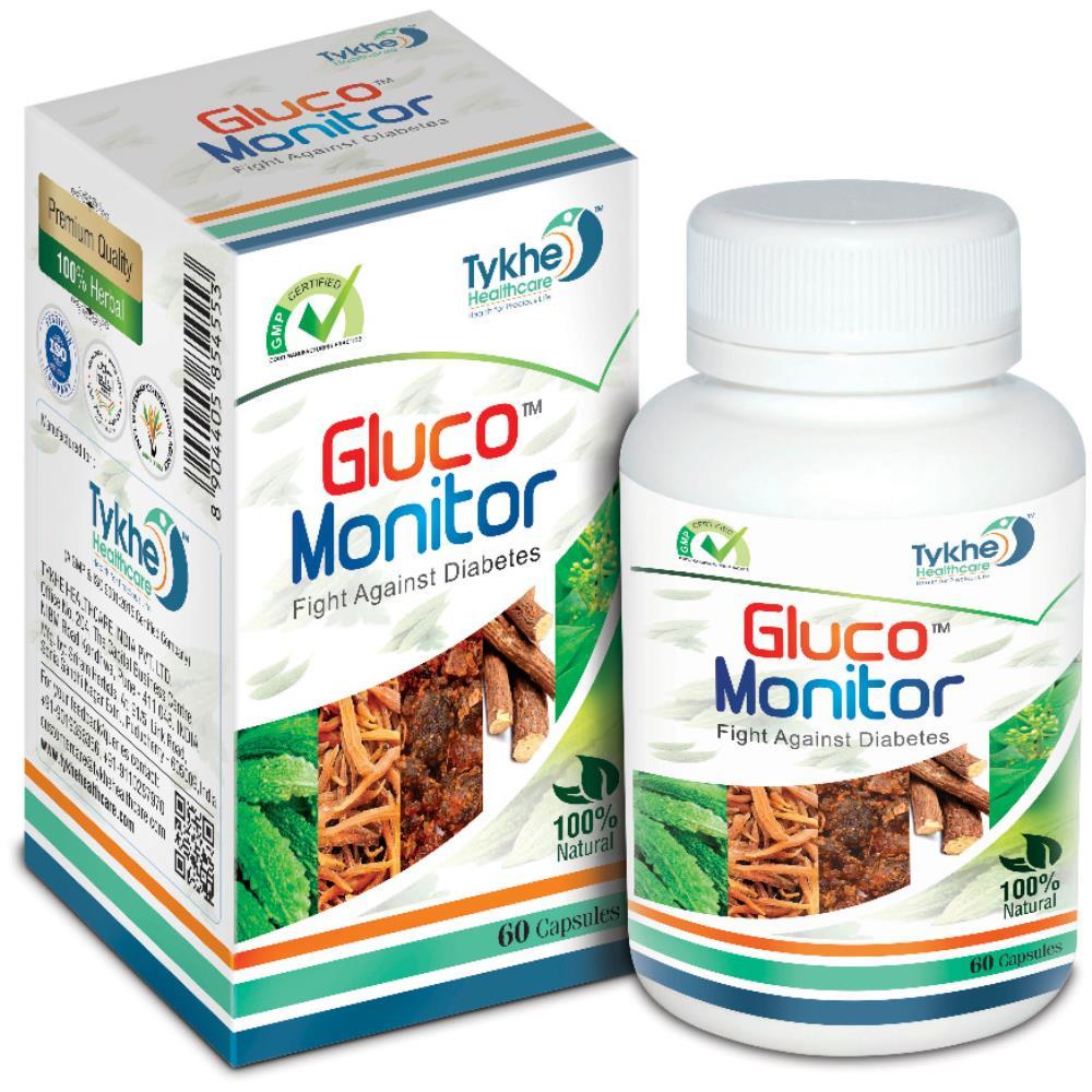 Tykhe Gluco Monitor (60caps)