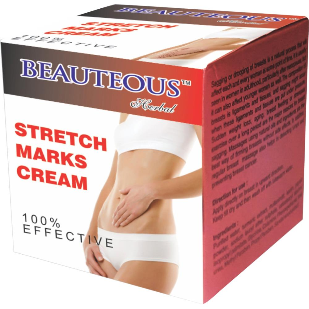 Beauteous Herbal Stretch Marks Cream (50g)
