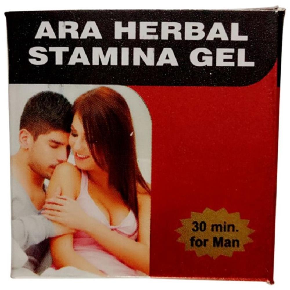 Beauteous Herbal Ara Herbal Stamina Gel (15g)