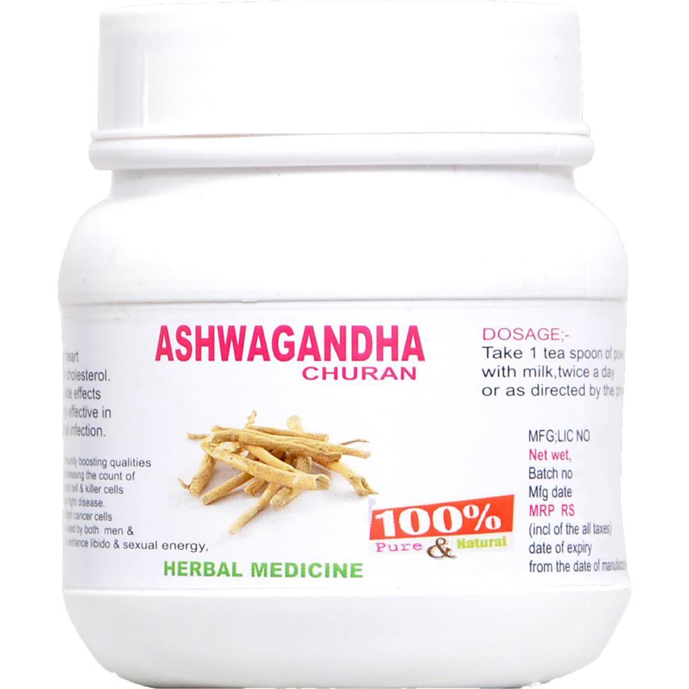 K.K.Herbal Aswagandha Churan (100g)