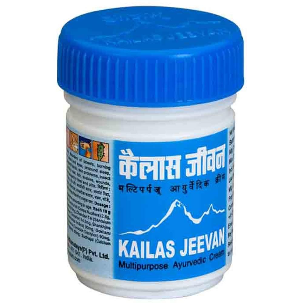 Sumshodhanalaya Sumshodhanalaya Kailash Jeevan (120g)