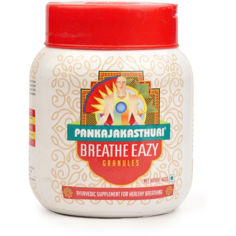 Pankaj Kasturi Herbals Breathe Easy Granules (400g)