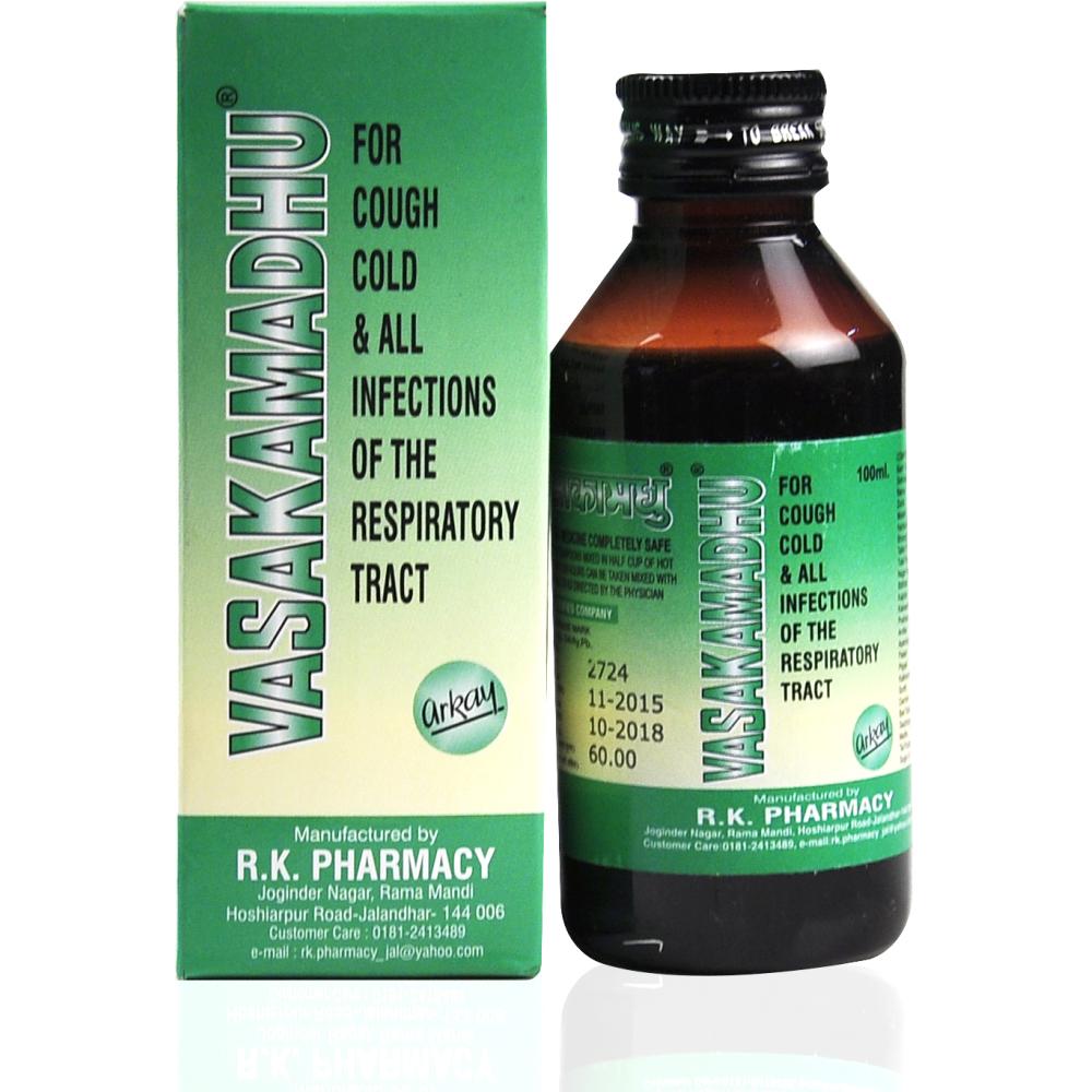 RK Pharma Vasakamadhu (100ml)
