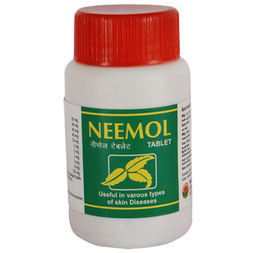 United Neemol Tablets (60tab)
