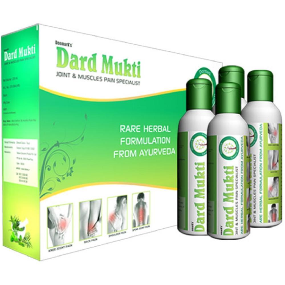 Deemark Dard Mukti Oil (200ml)