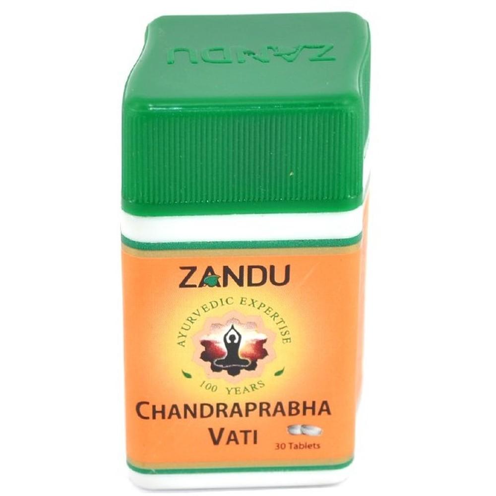 Zandu Chandprabha Vati (40tab)