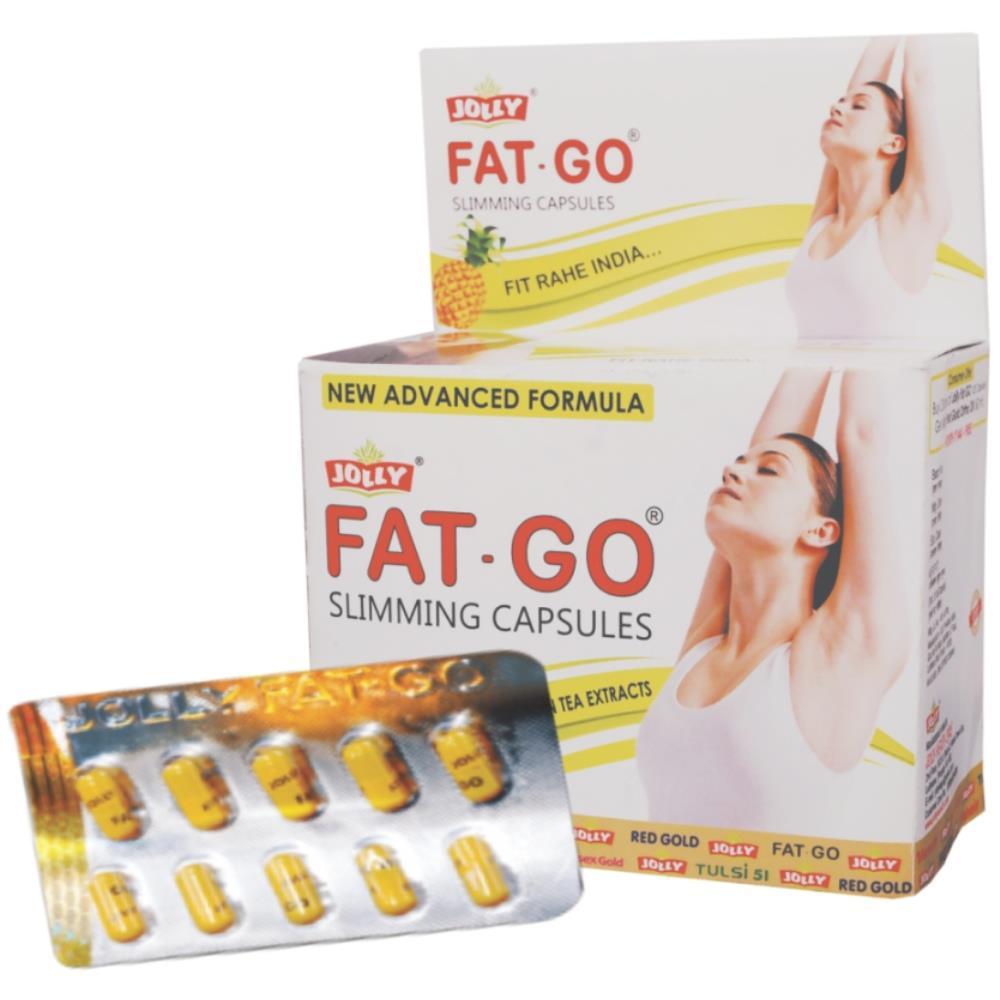 Jolly Fat Go Slimming Capsules (30caps)