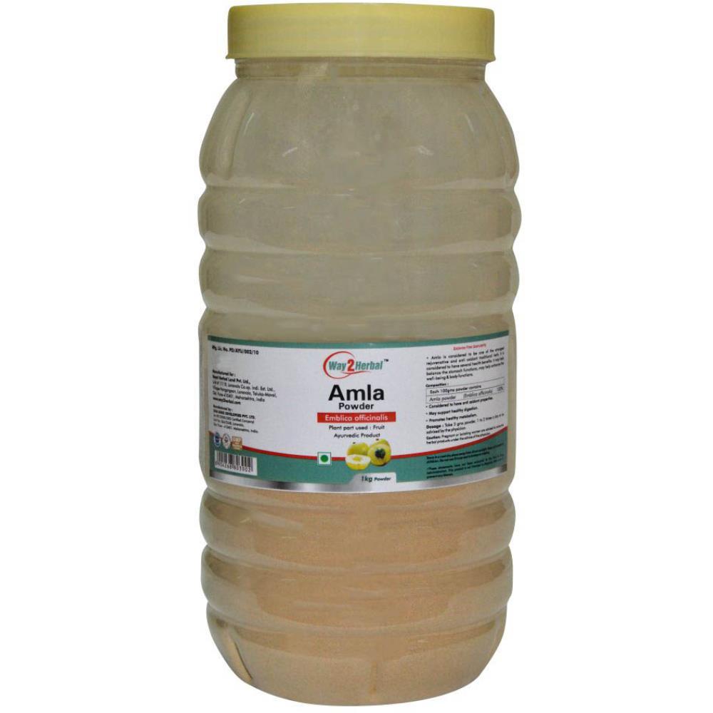 Way2Herbal Amla Powder (1kg)