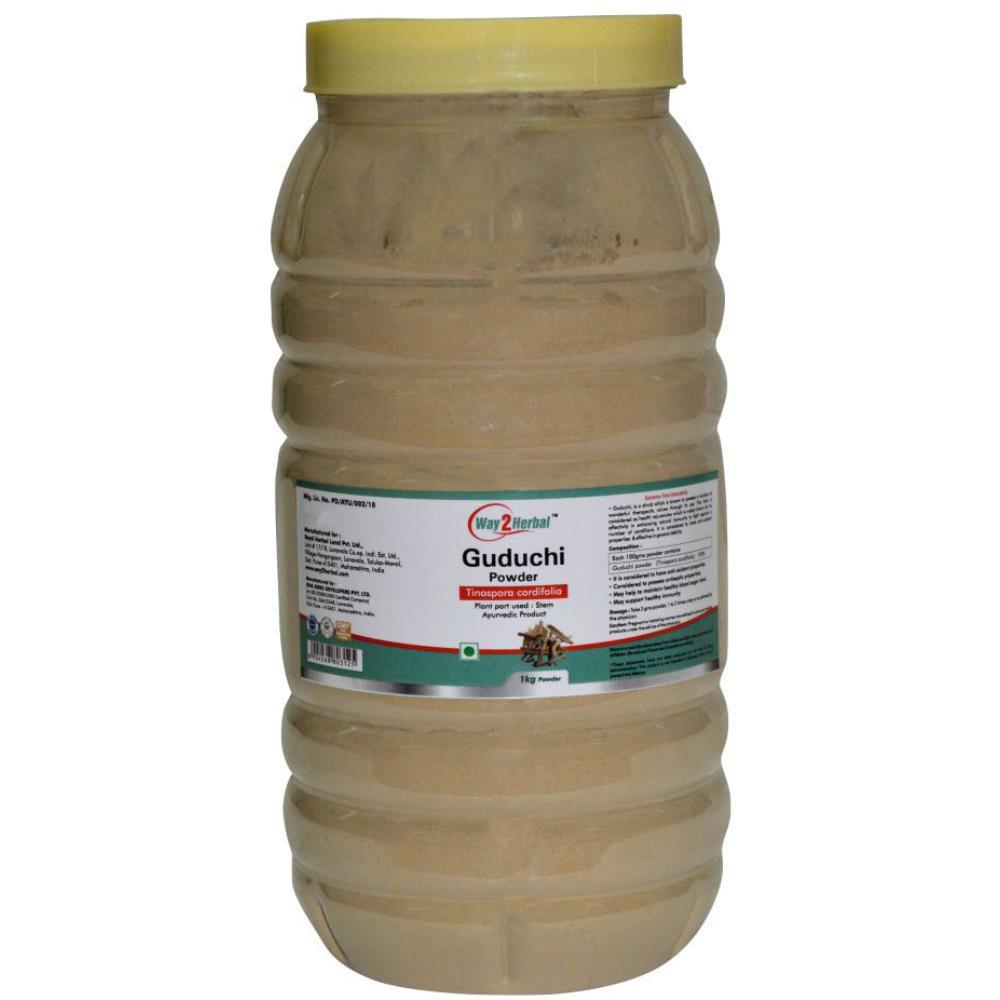 Way2Herbal Guduchi Powder Powder (1kg)
