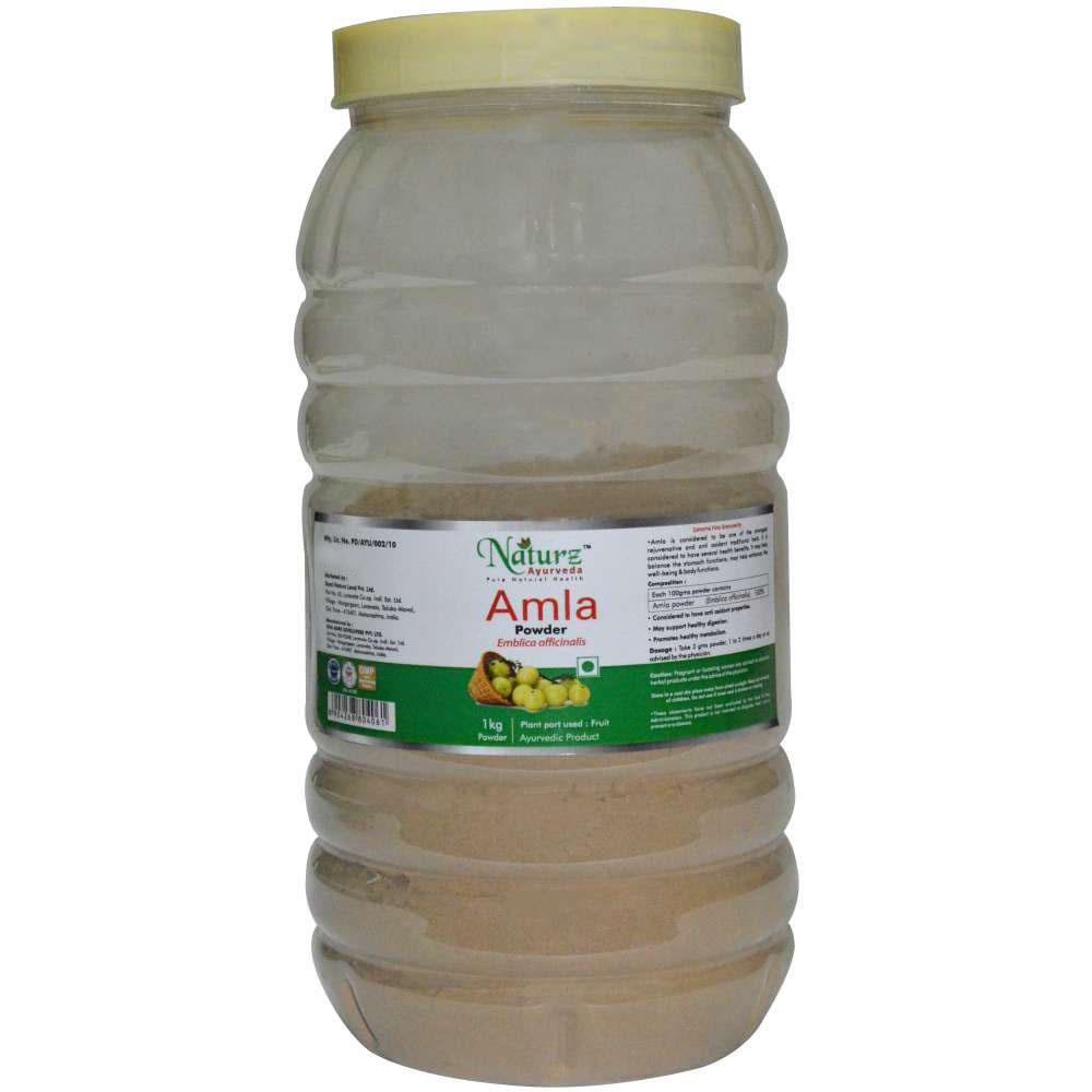 Naturz Ayurveda Amla Powder (1kg)