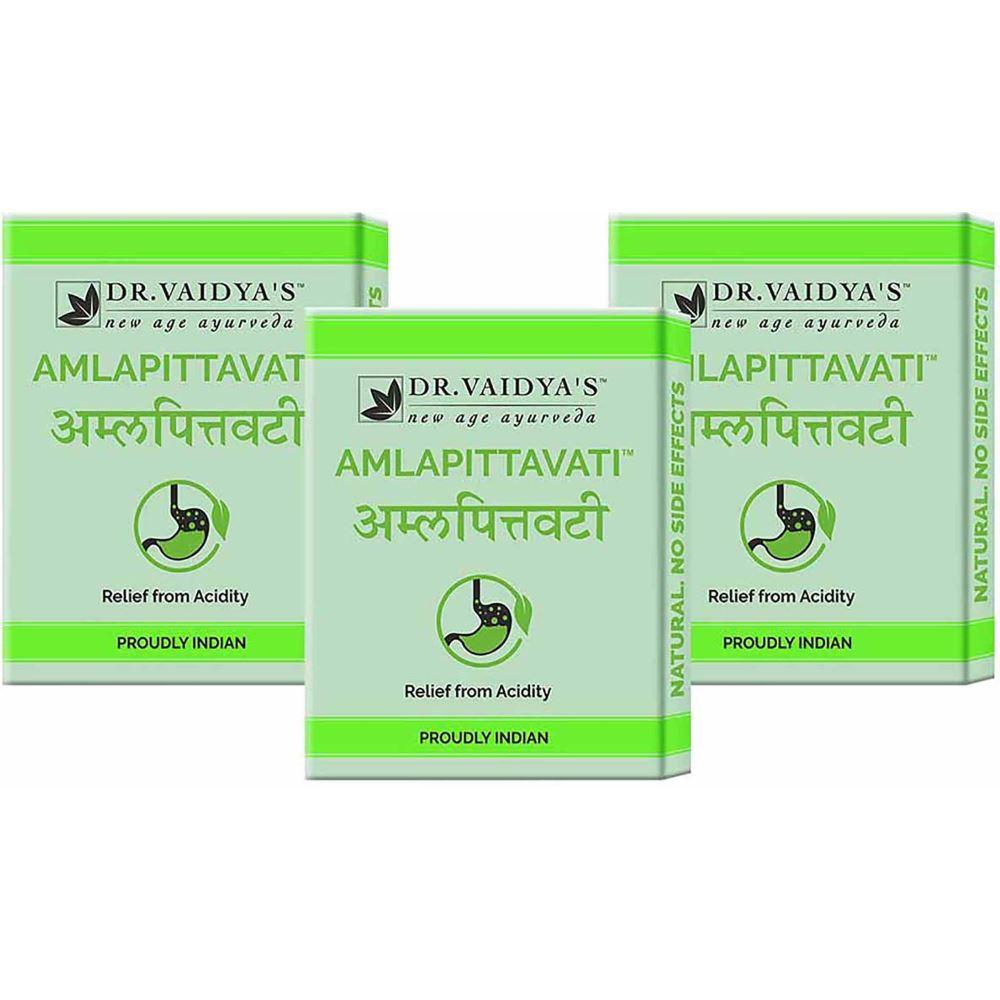 Dr. Vaidyas Amlapittavati Pills (24tab, Pack of 3)