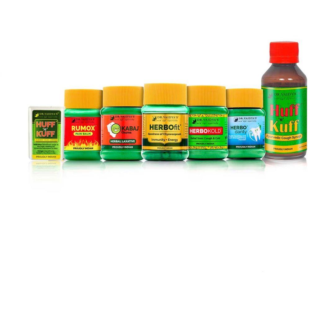 Dr. Vaidyas Ayurvedic Home Health Pack (1Pack)
