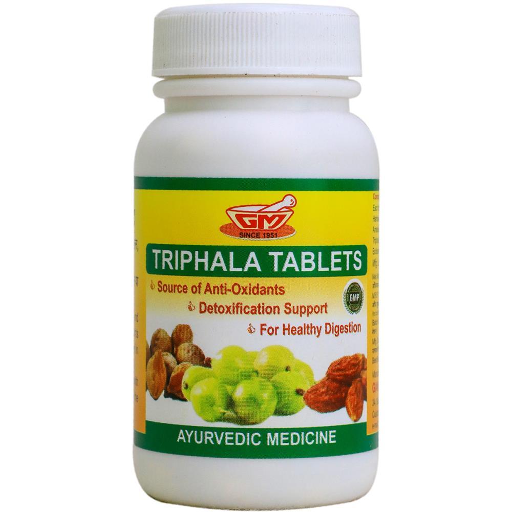 Gangaram Mohanlal Triphala Tablet (100g)