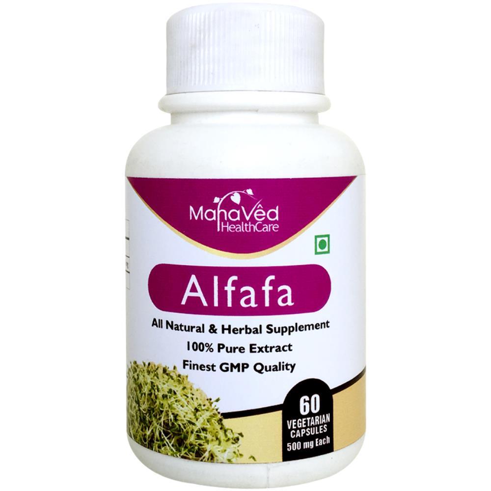 Mahaved Alfafa Extract Capsule (60caps)