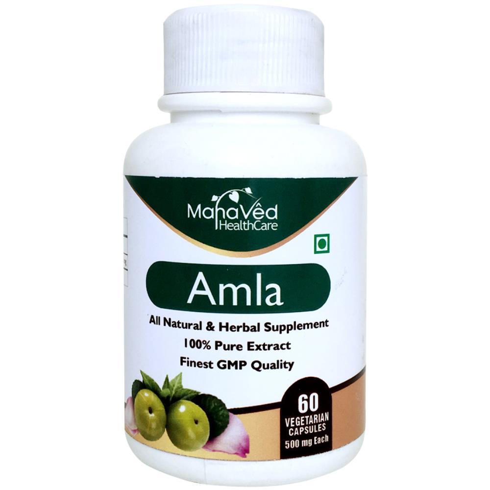 Mahaved Amla Extract Capsule (60caps)