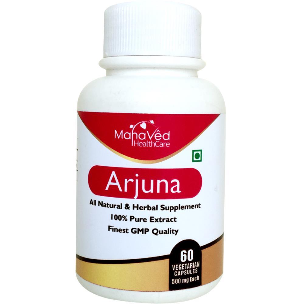 Mahaved Arjuna Extract Capsule (60caps)