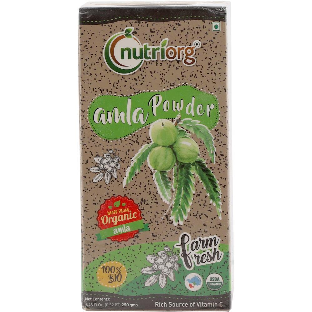 Nutriorg Certified Amla Powder (250g)