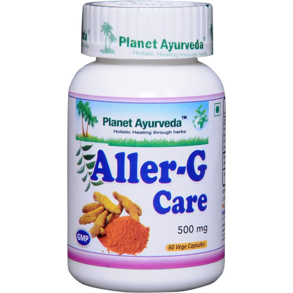 Planet Ayurveda Aller G Care Capsule (60caps)