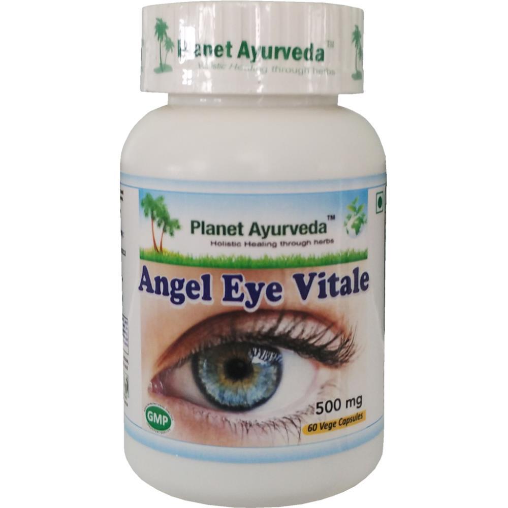 Planet Ayurveda Angel Eye Vitale Capsule (60caps)