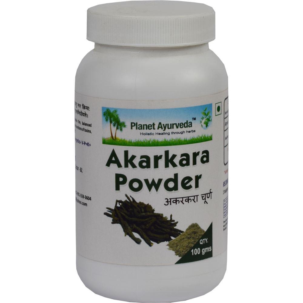 Planet Ayurveda Akarkara Powder (100g)