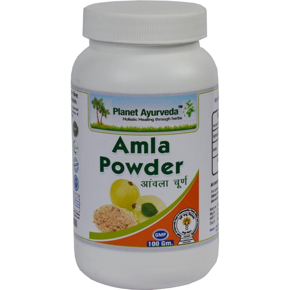 Planet Ayurveda Amla Powder (100g, Pack of 2)