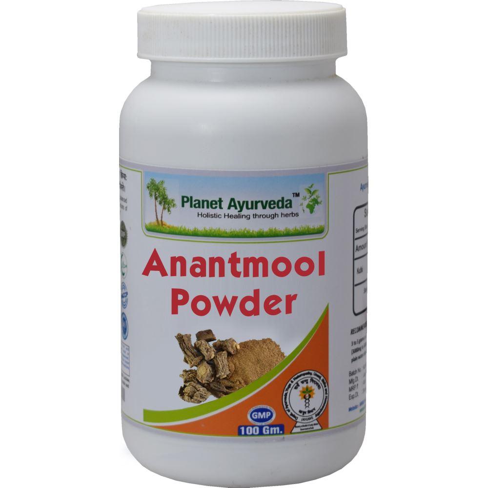 Planet Ayurveda Anantmool Powder (100g, Pack of 2)