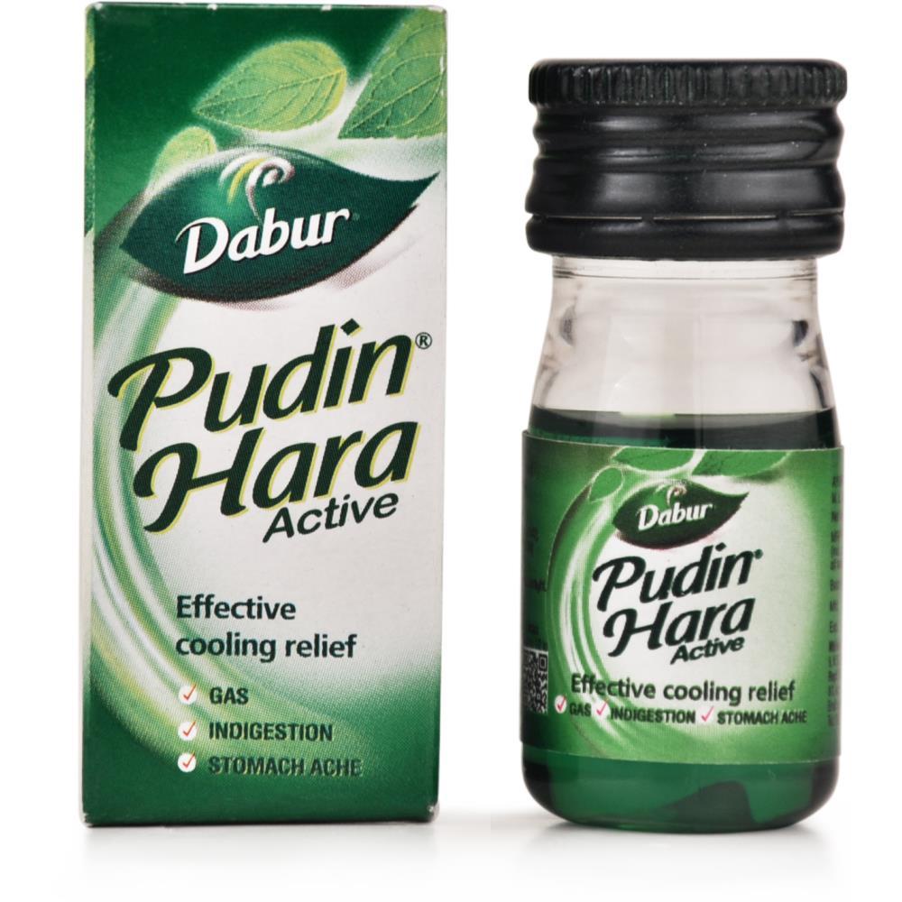 Dabur Pudin Hara Drops (10ml)