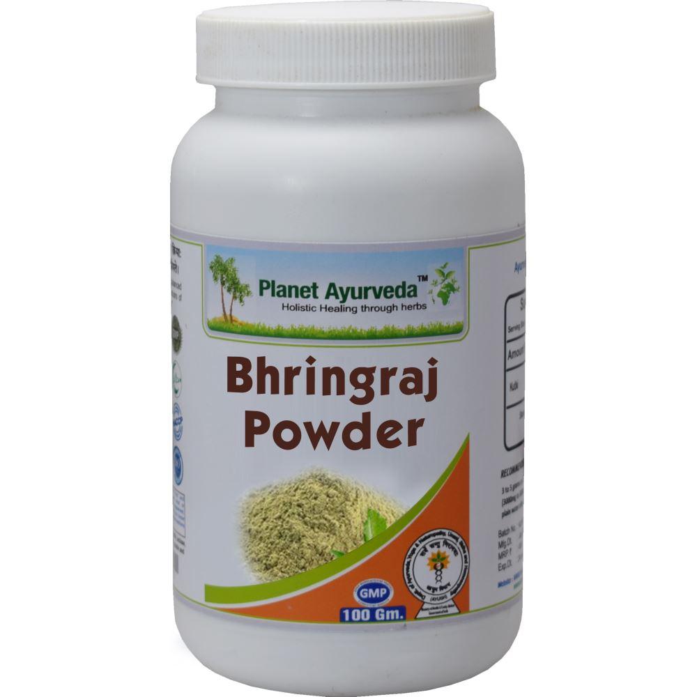 Planet Ayurveda Bhringraj Powder (100g, Pack of 2)