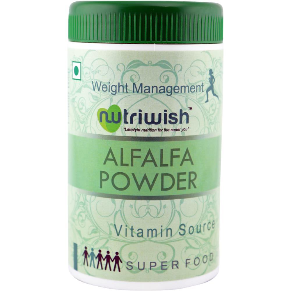 Nutriwish Alfalfa Powder (100g)