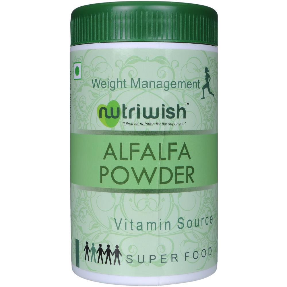 Nutriwish Alfalfa Powder (500g)