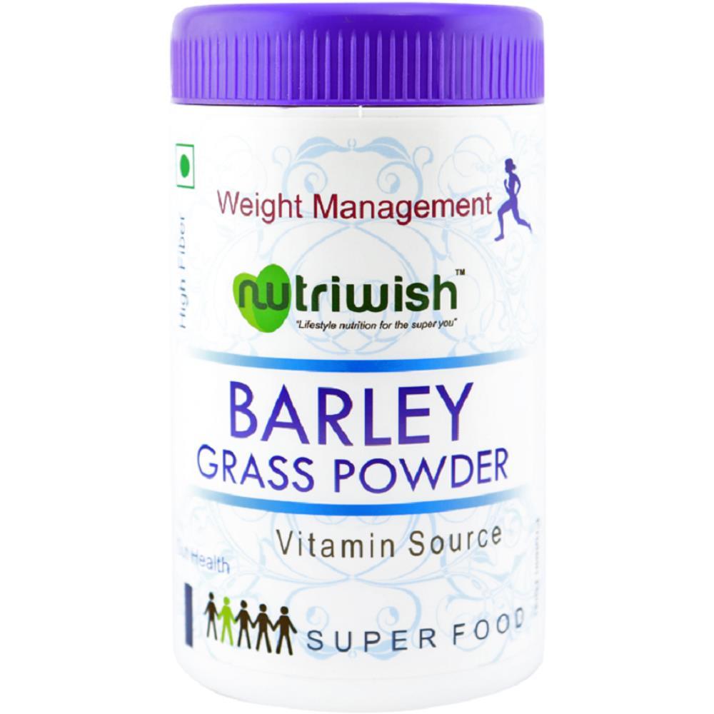 Nutriwish Barley Grass Powder (100g)