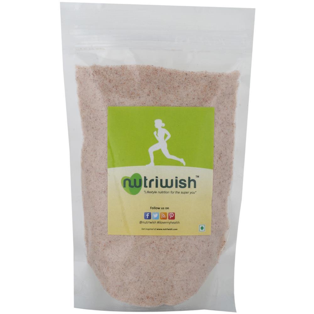 Nutriwish Himalayan Pink Salt (400g)