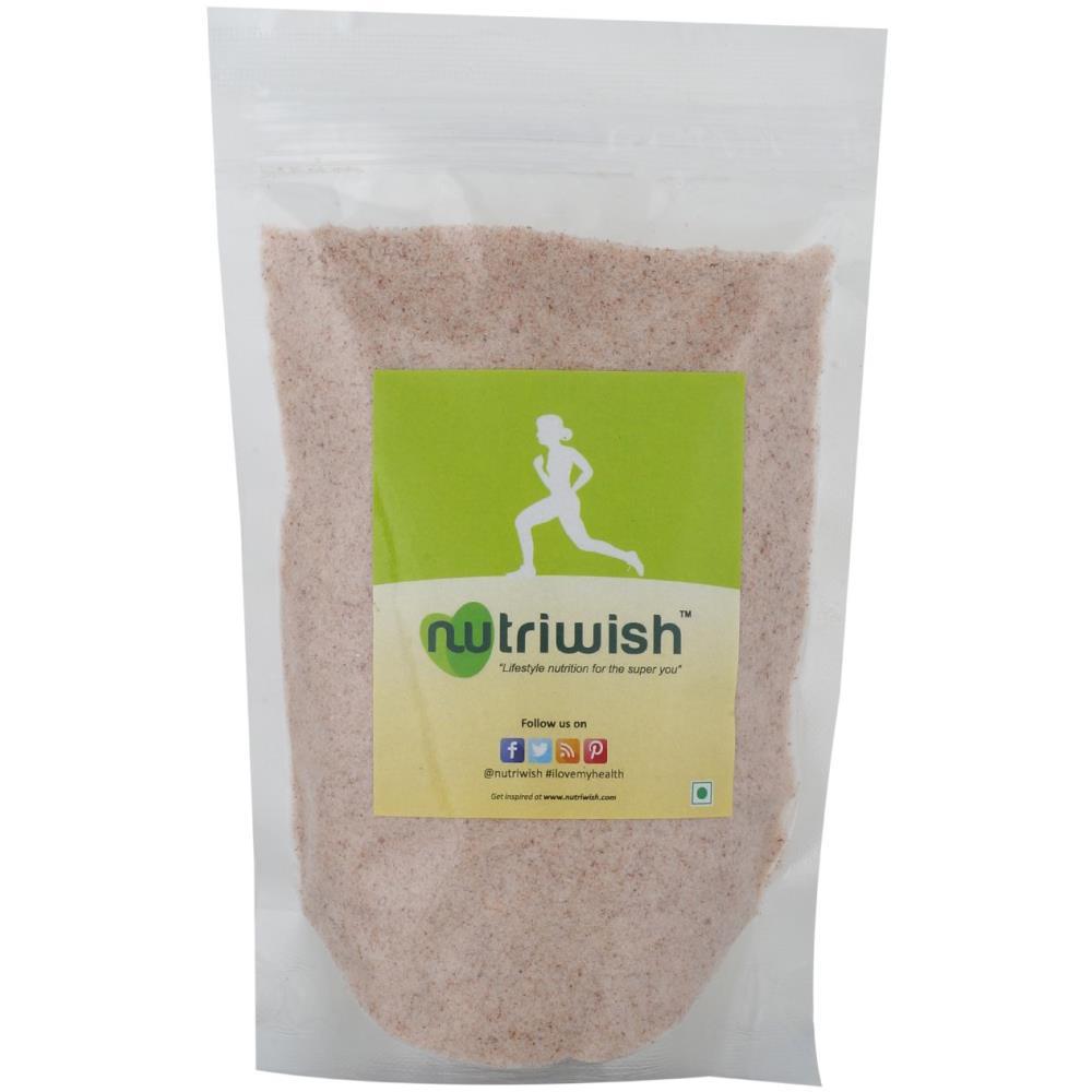 Nutriwish Himalayan Pink Salt (1.25kg)