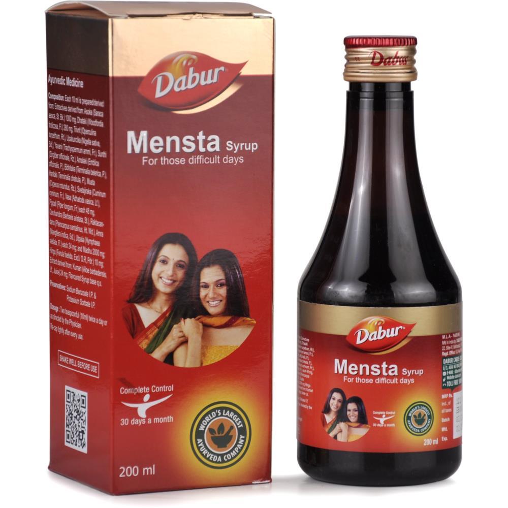 Dabur Mensta Syrup (200ml)