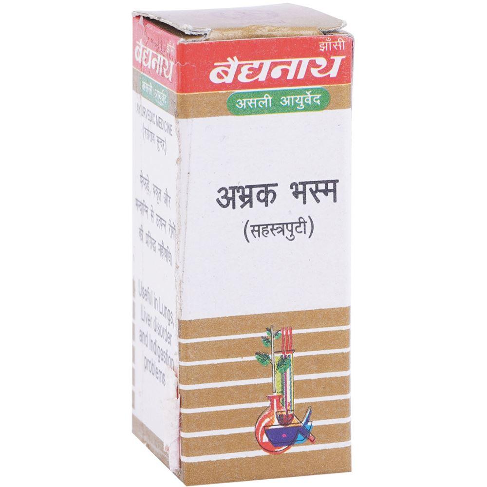 Baidyanath Abhrak Bhasm (Sahastraputi) (1g)