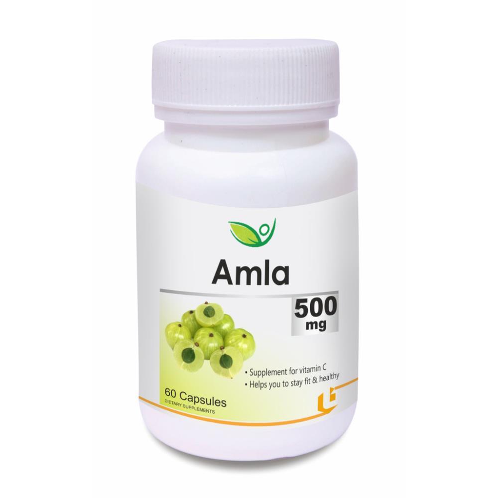 Biotrex Amla 500Mg Capsule (60caps)