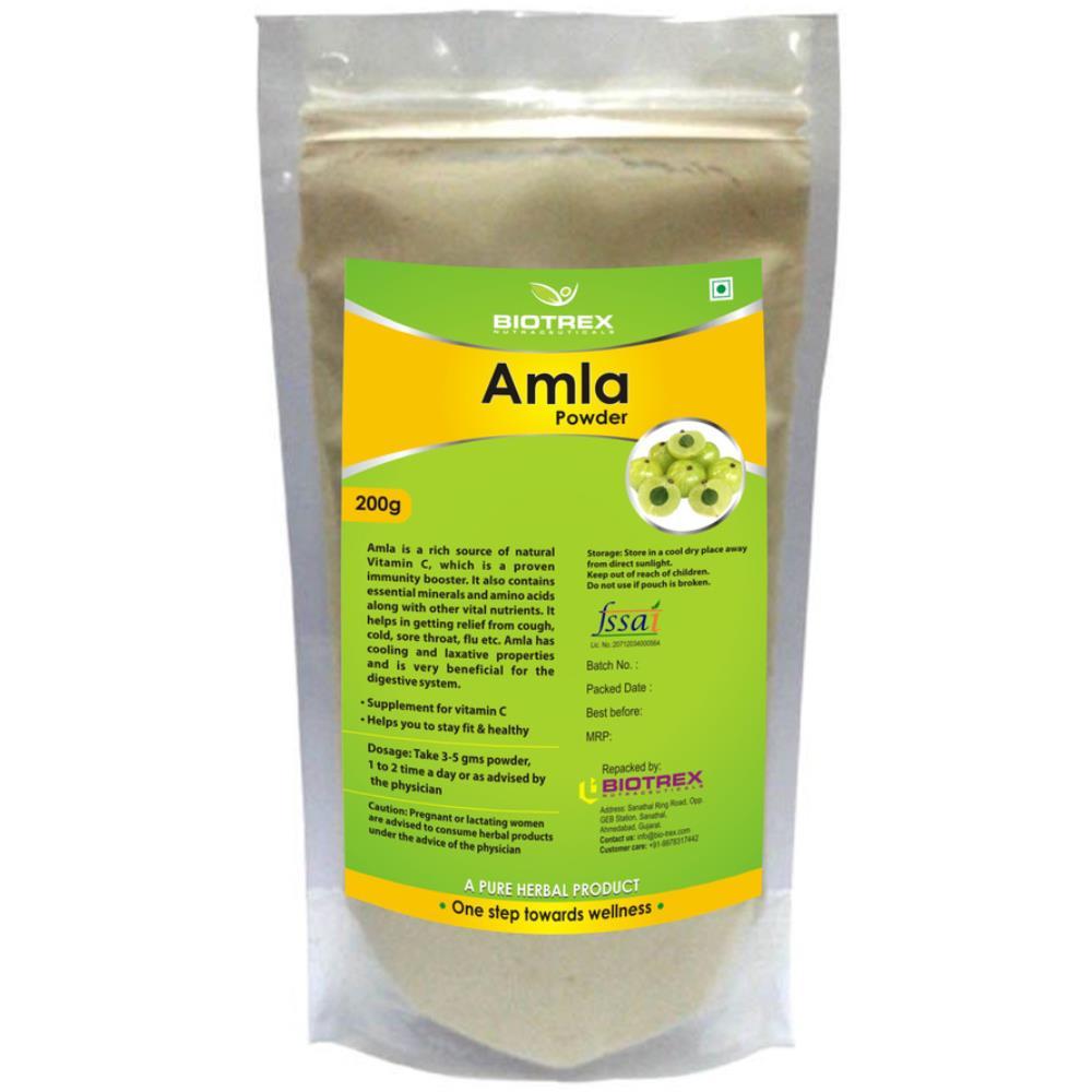 Biotrex Amla Herbal Powder (200g)