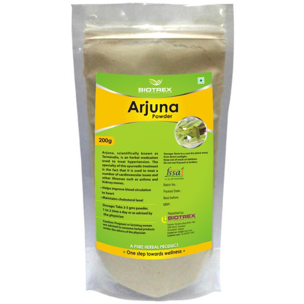 Biotrex Arjuna Herbal Powder (200g)