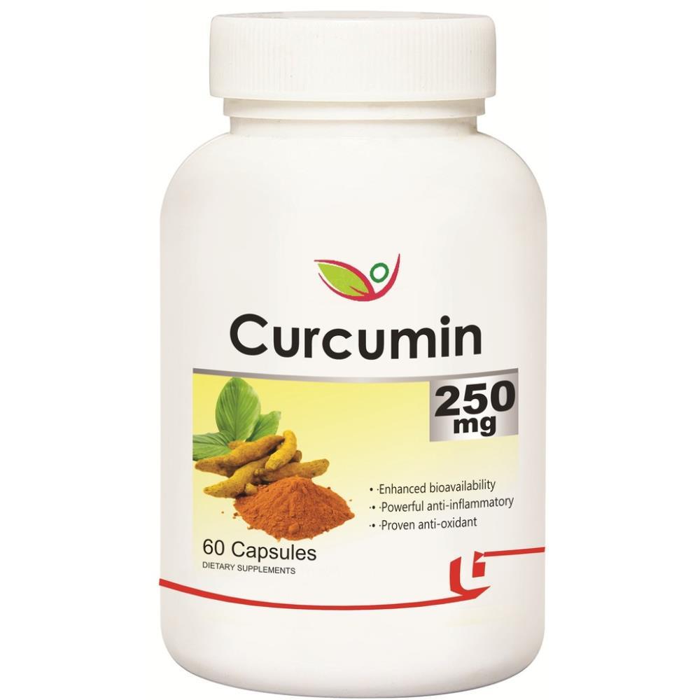 Biotrex Curcumin Capsule (60caps)
