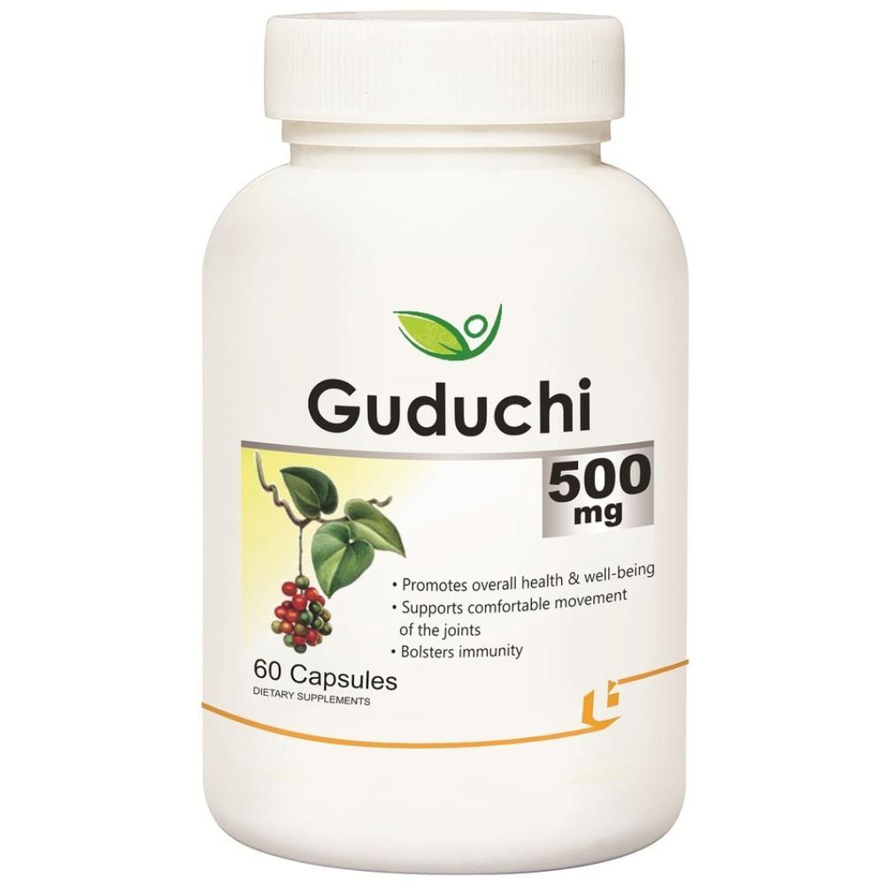Biotrex Guduchi 500Mg Capsule (60caps)