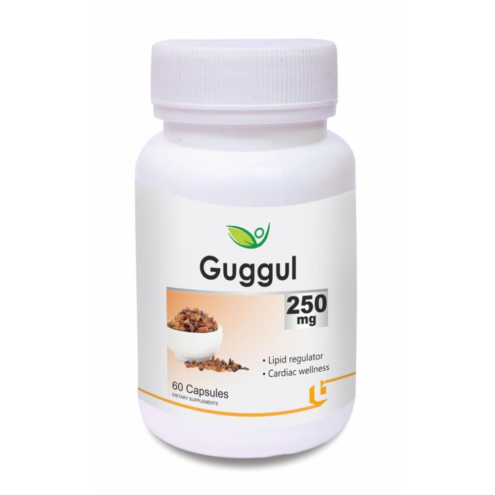 Biotrex Guggul 250Mg Capsule (60caps)