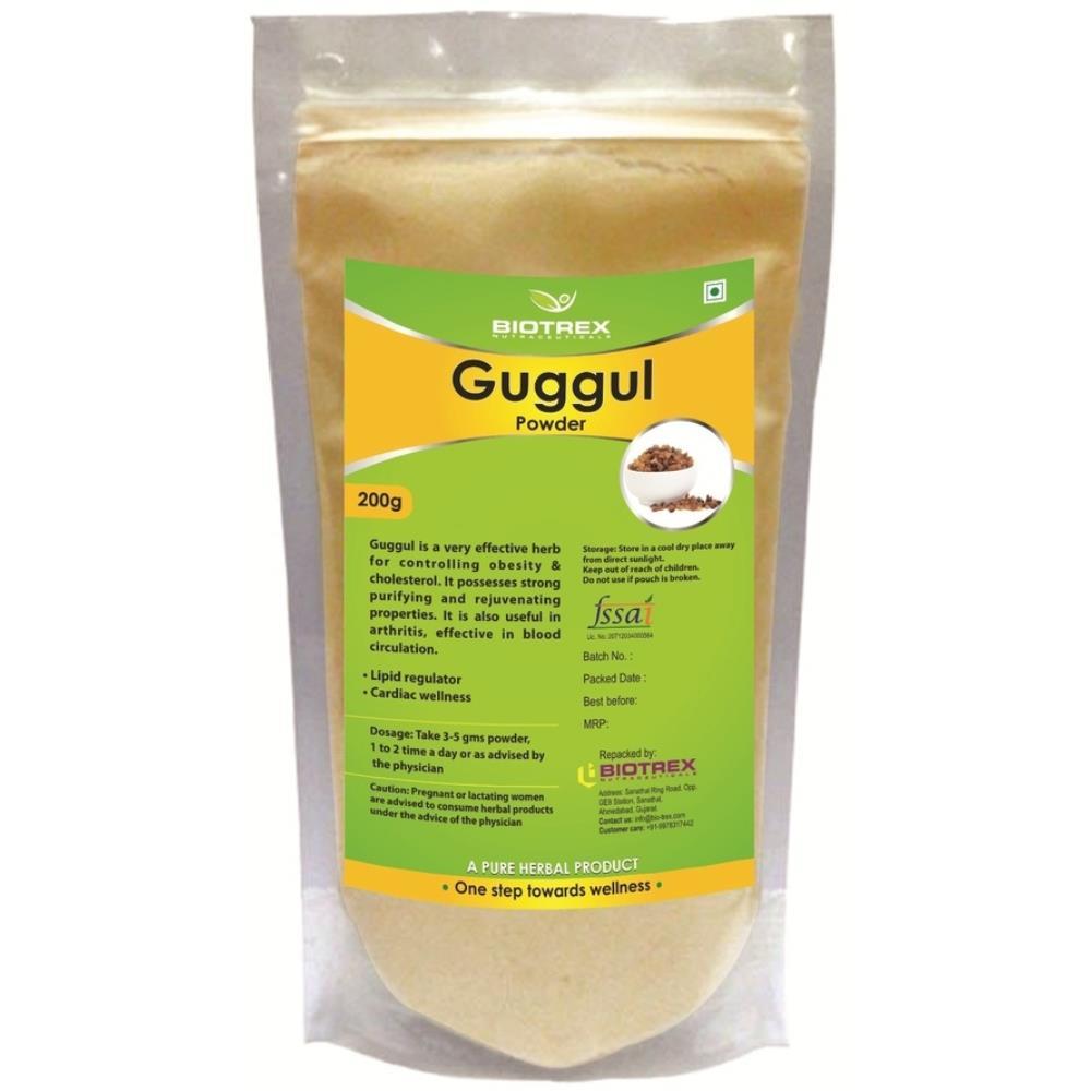 Biotrex Guggul Herbal Powder (200g)