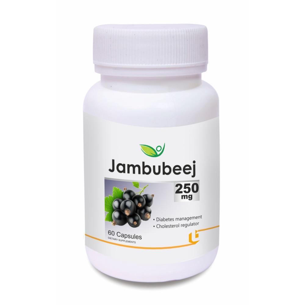 Biotrex Jambubeej 250Mg Capsule (60caps)