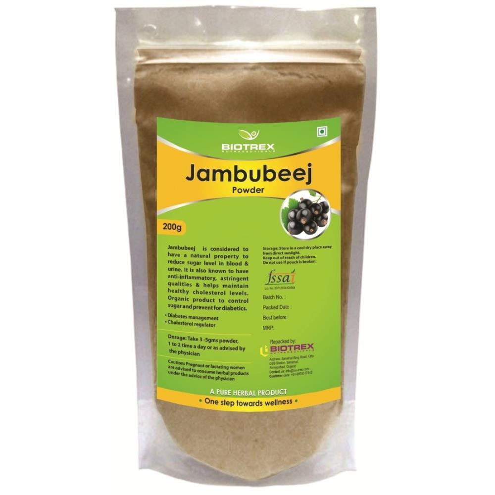 Biotrex Jambubeej Herbal Powder (200g)