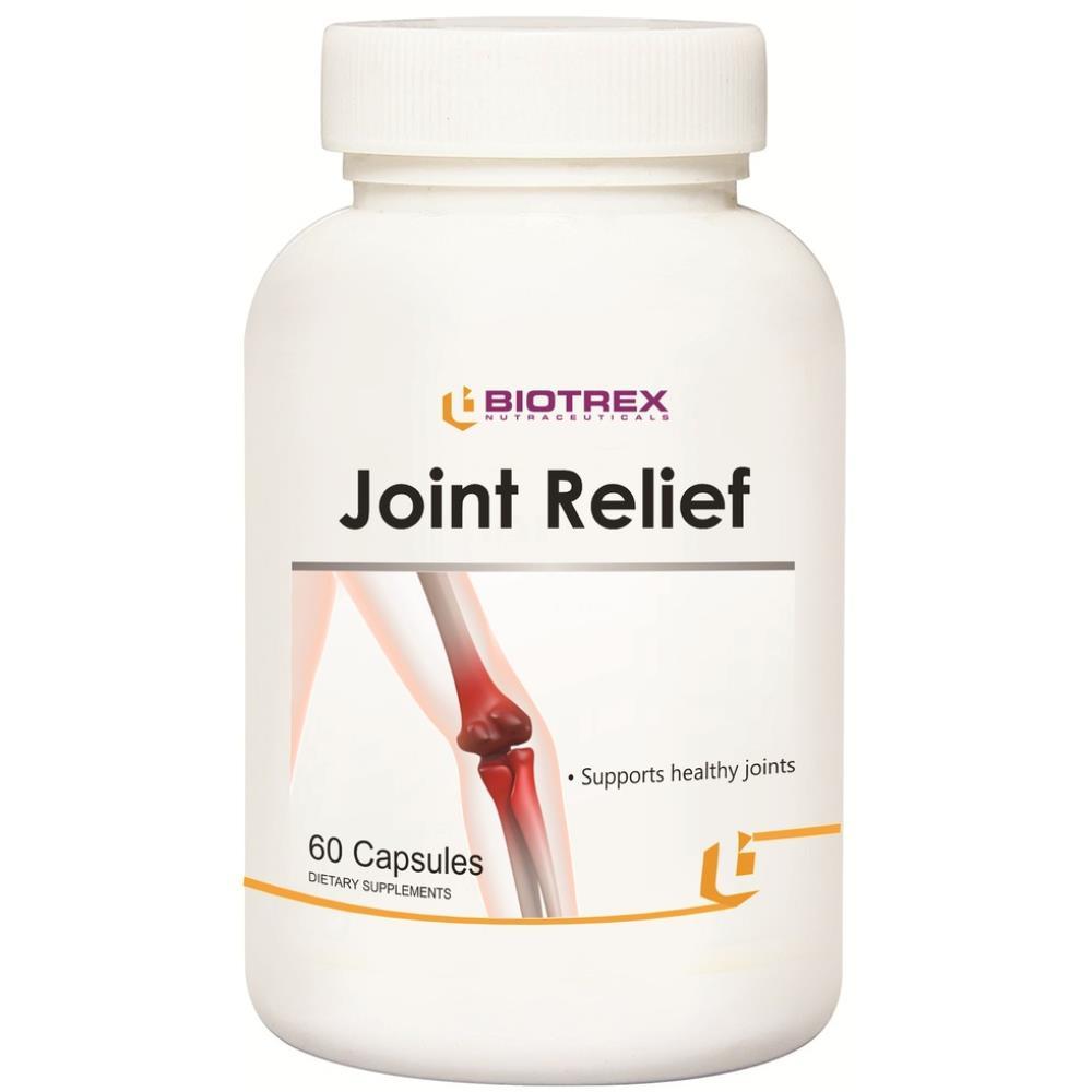 Biotrex Joint Relief Capsule (60caps)