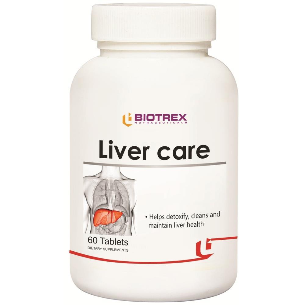 Biotrex Liver Care Tablet (60tab)